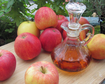 apple cider vinegar for acne scars