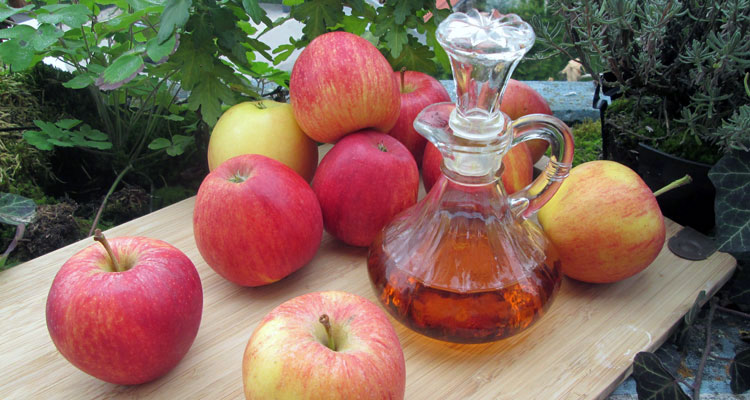 apple cider vinegar for acne