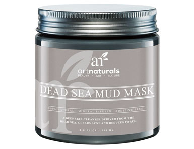 art naturals dead sea mud mask for face
