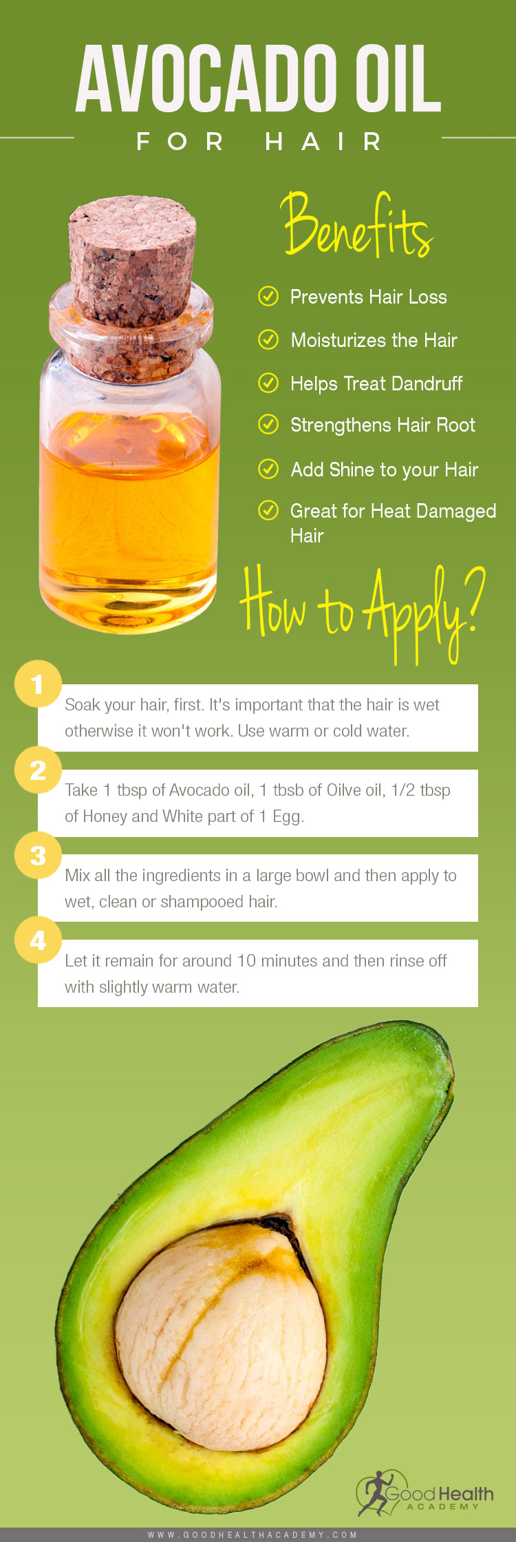 Is Avocado Oil Good For Natural Hair