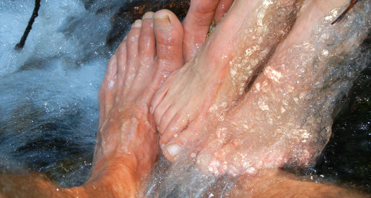 epsom salt foot soak
