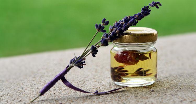lavender oil for hair