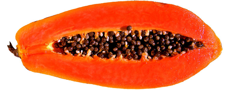 vitamins in papaya
